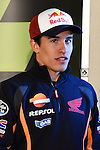 Le Mans GP de France<br /> Monster Energy Grand Prix de France during the world championship 2014.<br /> Press Conference<br /> Marc Marquez<br /> PHOTOCALL3000/RM