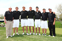 2009 Men's  MAC Golf Championships..Ohio University