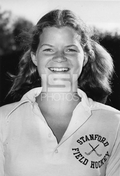 1981: Kathy Nicholson.