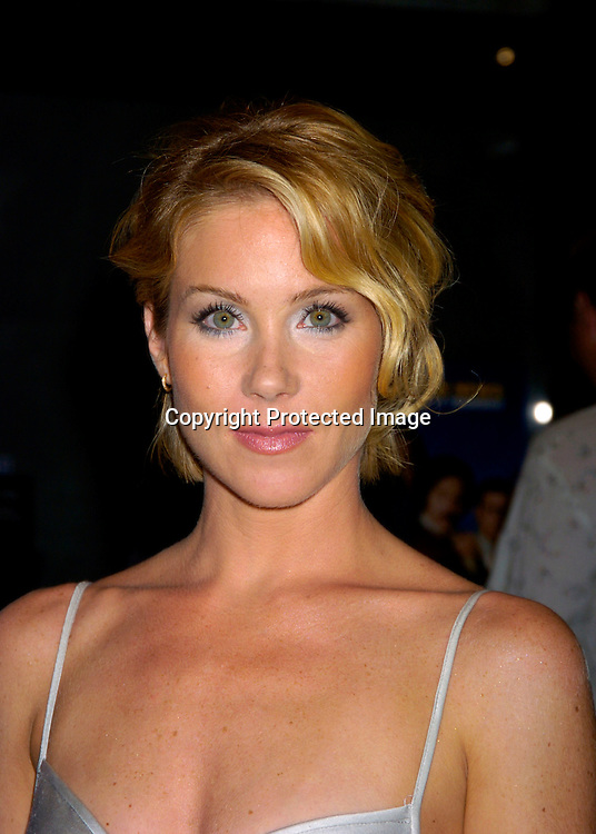 "Christina Applegate ..at a special screening of ""Anchorman The Legend of Ron Burgundy on July 7, 2004 at The Musuem of TV and Radio..in New York City. Photo by Robin Platzer, Twin Images"