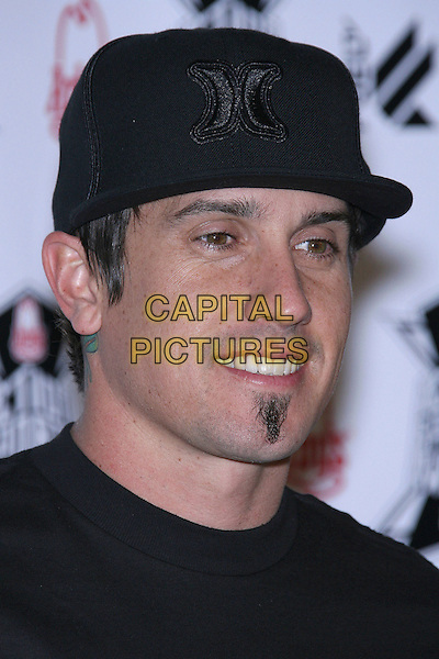CAREY HART.Arby's Action Sports Awards - Arrivals,.held at Center Staging, Burbank, California, .USA, 30 November 2006..portrait headshot black cap hat.CAP/ADM/ZL.©Zach Lipp/AdMedia/Capital Pictures.