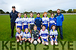 Enjoying the U11 Garda Carmel O'Connor Memorial blitz at Na Gaeil GAA were Castleisland Desmonds