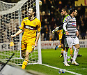 MOTHERWELL'S JAMIE MURPHY CELEBRATES AFTER HE SCORES MOTHERWELL'S THIRD GOAL..07/01/2012 sct_jsp008_motherwell_v_queens_park     .Copyright  Pic : James Stewart.James Stewart Photography 19 Carronlea Drive, Falkirk. FK2 8DN      Vat Reg No. 607 6932 25.Telephone      : +44 (0)1324 570291 .Mobile              : +44 (0)7721 416997.E-mail  :  jim@jspa.co.uk.If you require further information then contact Jim Stewart on any of the numbers above.........