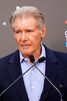 LOS ANGELES - MAY 17:  Harrison Ford at the Ridley Scott Hand and Foot Print Ceremony at the TCL Chinese Theater on May 17, 2017 in Los Angeles, CA