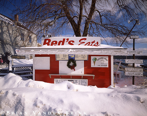 Red's Eats.Wiscasset, Maine