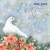 GIORDANO, HOLY FAMILIES, HEILIGE FAMILIE, SAGRADA FAMÍLIA, paintings+++++,USGI2912,#xr#, dove,pigeon,peace