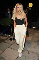 Georgia Toffolo at the Bluebird Cafe launch party, Bluebird Cafe, Television Centre White City, Wood Lane, London, England, UK, on Tuesday 10 April 2018.<br /> CAP/CAN<br /> &copy;CAN/Capital Pictures