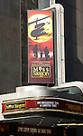 'Miss Saigon' - Theatre Marquee