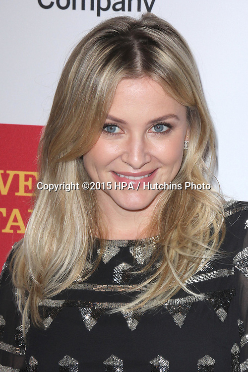 LOS ANGELES - OCT 23:  Jessica Capshaw at the 2015 GLSEN Respect Awards at the Beverly Wilshire Hotel on October 23, 2015 in Beverly Hills, CA