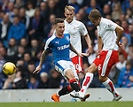 Barrie McKay runs into trouble