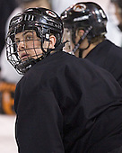 Princeton ? - The Princeton University Tigers took part in a morning skate on Saturday, December 31, 2005 at Magness Arena in Denver, Colorado before taking part in the Denver Cup Final against Boston College.