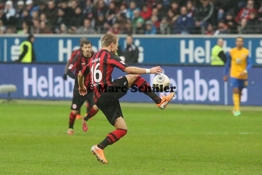 Stefan Aigner (Frankfurt) - Eintracht Frankfurt vs. Eintracht Braunschweig, Commerzbank Arena