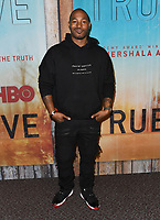 "10 January 2019 - Hollywood, California - Kris D. Lofton. ""True Detective"" third season premiere held at Directors Guild of America.   <br /> CAP/ADM/BT<br /> ©BT/ADM/Capital Pictures"