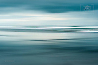 A wonderful abstract capture of light and movement taken at Bethells Beach on the wild west Coast of Auckland.