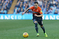 Bersant Celina of Swansea City in action during the Sky Bet Championship match between Sheffield Wednesday and Swansea City at Hillsborough Stadium, Sheffield, England, UK. Saturday 23 February 2019