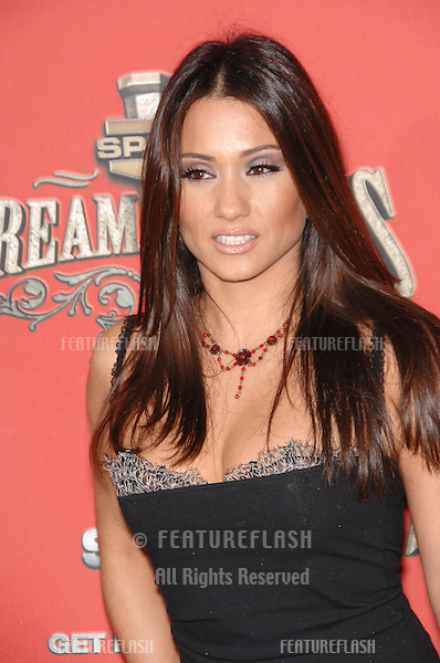 YVETTE LOPEZ at the Spike TV Scream Awards 2006 at the Pantages Theatre, Hollywood..October 7, 2006  Los Angeles, CA.Picture: Paul Smith / Featureflash