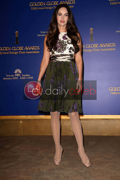 Megan Fox<br />