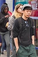 London Streetstyles, Baker boy style cap