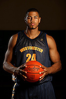NEW YORK - FOR SUNDAY SPORTS:  Keith Thomas, 23, college basketball player with Westchester County Community College, Valhalla, NY, Friday, May 16, 2014.<br /> <br /> PICTURED:   <br /> <br /> <br /> (Angel Chevrestt, 646.314.3206)