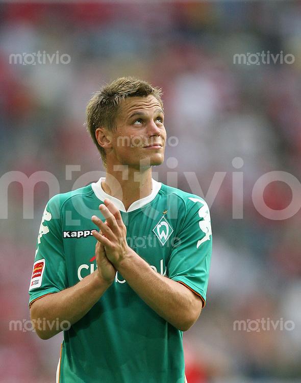 Fussball     1. Bundesliga            Saison 2007/2008 Markus ROSENBERG (SV Werder Bremen)