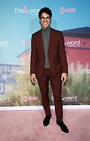 "2 December 2019 - Los Angeles, California - Darren Criss. Premiere Of Showtime's ""The L Word: Generation Q"" held at Regal LA Live. Photo Credit: FS/AdMedia /MediaPunch"