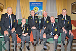 OFFICERS: Officers of the Thomas Ashe Branch of ONE who met up at the Grand Hotel, Tralee on Thursday night to finalise the Annaul Commemoration Mass which whill take place on Sunday Nov 7th in St John's Church Tralee. L-r: John Mulhall, Michael Scanlon, Ger Landers, Tom Quirke, Mossie Roche and Ted Moynihan.......... ..........