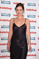 Camilla Arfwedson<br /> at the Inside Soap Awards 2016 held at the Hippodrome Leicester Square, London.<br /> <br /> <br /> ©Ash Knotek  D3157  03/10/2016