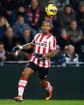 Nederland, Eindhoven, 2 februari 2013.Eredivisie.Seizoen 2012-2013.PSV-ADO Den Haag (7-0).Jeremain Lens van PSV in actie met bal