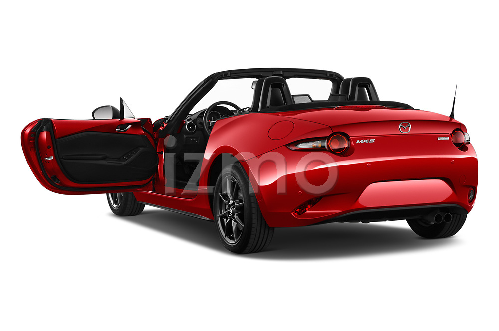 Car images of 2016 Mazda MX-5 Skycruise 2 Door Convertible Doors