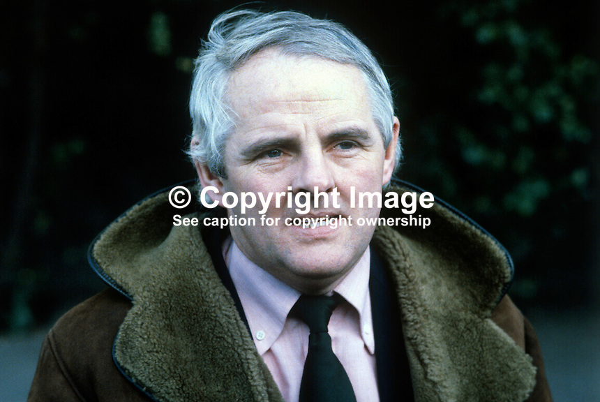 Tom Kiernan, coach, Irish rugby team, 198101240010..Copyright Image from Victor Patterson, 54 Dorchester Park, Belfast, United Kingdom, UK...For my Terms and Conditions of Use go to http://www.victorpatterson.com/Victor_Patterson/Terms_%26_Conditions.html