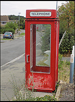 BNPS.co.uk (01202 558833)<br /> Pic: AmberleyPublishing/BNPS<br /> <br /> This K8 in Highworth, Wiltshire, is a rare survivor of its type and has now been officially listed.<br /> <br /> The iconic British phonebox has been given a ringing endorsement in a new book charting the expiring institution's fascinating history. <br /> <br /> Aptly titled 'The British Phonebox', the book primarily focuses on the ubiquitous design that's as emblematic to Britain as the black cab, double decker bus and Houses of Parliament. <br /> <br /> Equally interesting are the early chapters, which detail the phonebox's humble 19th century beginnings and the final ones, that bemoan their dwindling numbers <br /> <br /> The 96 page paperback, jointly authored by friends Nigel Linge and Andy Sutton, is published by Amberley and costs &pound;13.49.