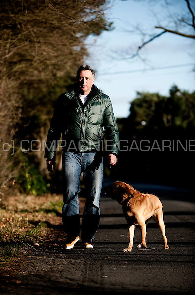 Former Dutch footballer Piet den Boer (Belgium, 30/12/2012)