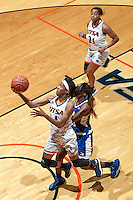 SAN ANTONIO, TX - NOVEMBER 16, 2016: The University of Texas at San Antonio Roadrunners defeat the Texas A&M University-Kingsville Javelinas 70-44 at the UTSA Convocation Center. (Photo by Jeff Huehn)