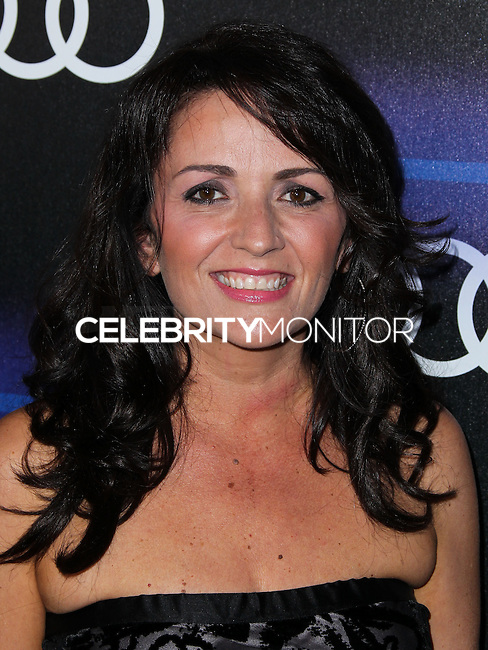 WEST HOLLYWOOD, CA, USA - AUGUST 21: Jenni Pulos at the Audi Emmy Week Celebration 2014 held at Cecconi's Restaurant on August 21, 2014 in West Hollywood, California, United States. (Photo by Xavier Collin/Celebrity Monitor)