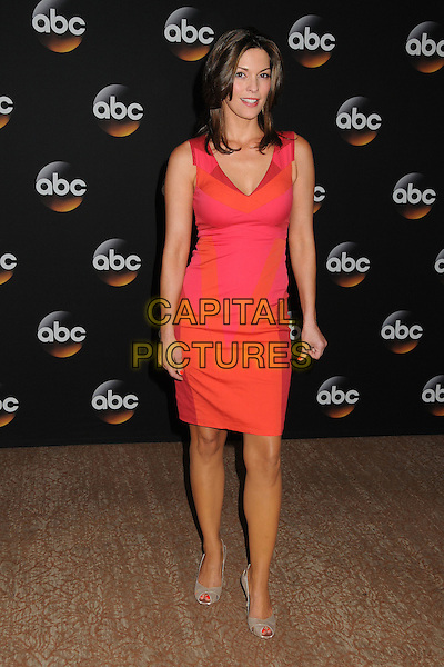 15 July 2014 - Beverly Hills, California - Alana de la Garza. Disney/ABC Television Group Summer Press Tour 2014 held at the Beverly Hilton Hotel. <br /> CAP/ADM/BP<br /> &copy;Byron Purvis/AdMedia/Capital Pictures