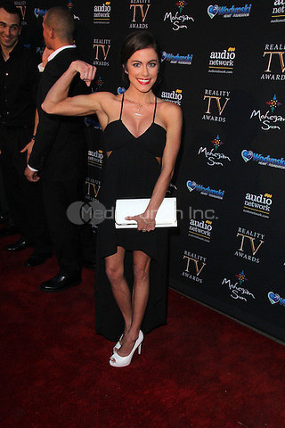 Kacy Catanzaro at the 3rd Annual Reality TV Awards at Avalon in Hollywood, California on May 13, 2015. Credit: David Edwards/DailyCeleb/MediaPunch