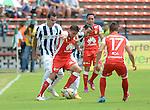 Atlético Nacional venció 2 - 0 a Independiente SAnta Fe en el Atanasio Girardot de Medellín, en compromiso correspondiente a la fecha 19 del Apertura 2015.