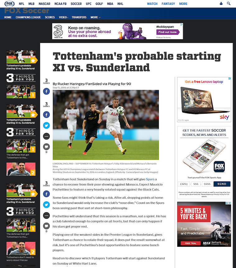 http://www.foxsports.com/soccer/story/tottenham-s-probable-starting-xi-vs-sunderland-091516?cmpid=feed:-sports-CQ-RSS-Feed
