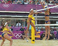 2012 London Olympics - Day 12