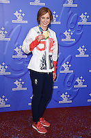 Joanna Rowsell Shand<br /> celebrating the winners in this year&rsquo;s National Lottery Awards, the search for the UK&rsquo;s favourite Lottery-funded projects.  The glittering National Lottery Stars show, hosted by John Barrowman, is on BBC One at 10.45pm on Monday 12 September.<br /> <br /> <br /> &copy;Ash Knotek  D3151  09/09/2016