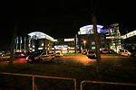 03.12.2019, Hansestadt Luebeck, GER,  Weihnachtsmarkt in der Luebecker Innenstadt<br /> <br /> im Bild / picture shows<br /> Das Radisson Senator Hotel Lübeck wird zur Innenministerkonferenz in Luebeck von der Polizei abgesperrt.<br /> <br /> Foto © nordphoto / Tauchnitz