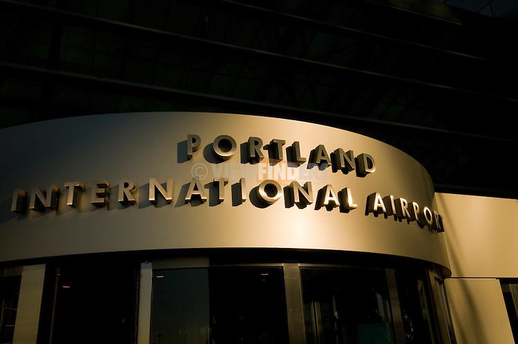 Portland International Airport (PDX), Oregon