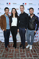BEVERLY HILLS, CA - FEBRUARY 10: L'equipe de Nefta football club, at Global CINEMATHEQUE presents the World Cinema Awards ceremony at the Residence du Consul de France in Beverly Hills California on February 10, 2020. <br /> CAP/MPIFS<br /> ©MPIFS/Capital Pictures