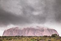 Uluru Rain Series
