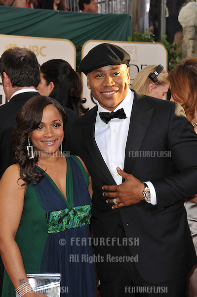 LL Cool J at the 68th Annual Golden Globe Awards at the Beverly Hilton Hotel..January 16, 2011  Beverly Hills, CA.Picture: Paul Smith / Featureflash