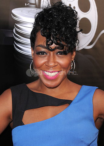 HOLLYWOOD, CA - SEPTEMBER 2:  Tichina Arnold at The Second Installment of The Hollywood Confidential at the Montalban Theatre on September 2, 2014 in Hollywood, California. SKPG/MediaPunch
