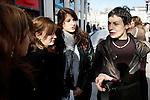 20080110 - France - Aquitaine - Pau<br /> PORTRAITS DE MARTINE LIGNIERES-CASSOU, CANDIDATE PS AUX ELECTIONS MUNICIPALES DE PAU EN 2008.<br /> Ref : MARTINE_LIGNIERES-CASSOU_031.jpg - © Philippe Noisette.