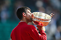 Tennis : French Open 2016