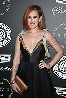 06 January 2018 - Santa Monica, California - Rumer Willis. The Art Of Elysium's 11th Annual Black Tie Artistic Experience HEAVEN Gala held at Barker Hangar. <br /> CAP/ADM/FS<br /> &copy;FS/ADM/Capital Pictures