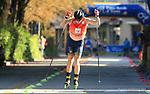 Johan EKBERG at FIS Sprint Rollerski World Cup in Trento © Pierre Teyssot<br /> www.staminarollerski.com